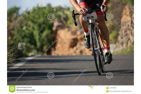 Road Bike Cyclist Man Cycling,athlete On A Race Cycle ...