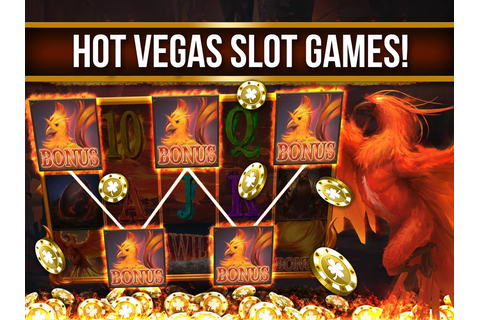 Slots: Hot Vegas Slot Machines Casino & Free Games APK ...
