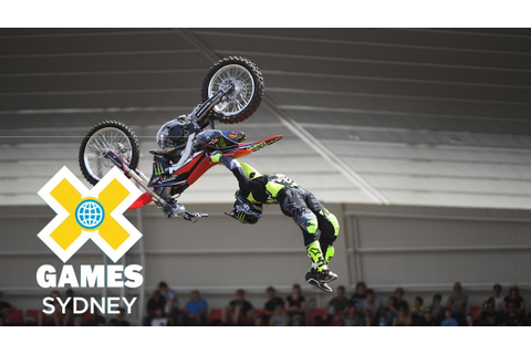 Josh Sheehan wins Moto X Freestyle silver | X Games Sydney ...
