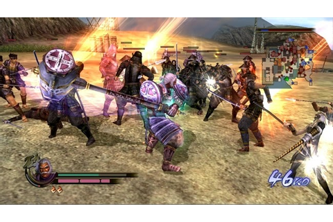 Samurai Warriors 2 PS2 ISO Download | Fully PC Games ...