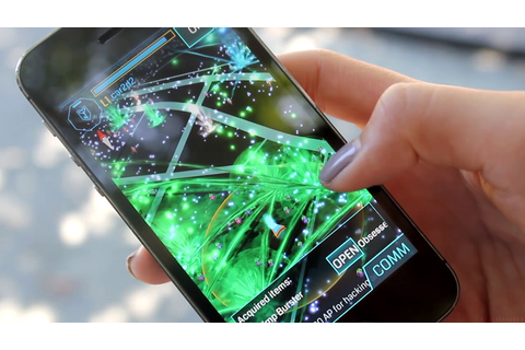 Google's augmented reality MMO 'Ingress' arrives on iOS ...