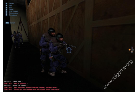 SWAT 3: Elite Edition (SWAT 3: Close Quarters Battle ...