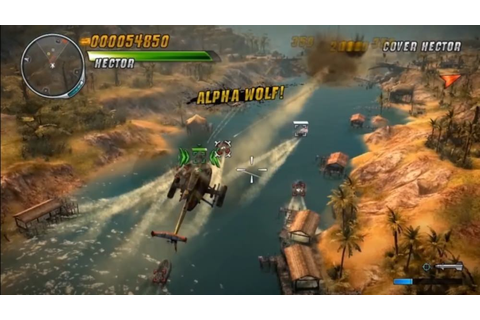 Thunder Wolves PC Game Free Download 1.3GB | PC Games Full ...