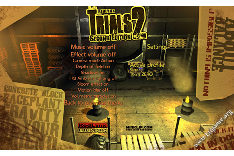 Trials 2: Second Edition - Download Free Full Games ...