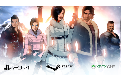 Fear Effect Sedna by Sushee —Kickstarter