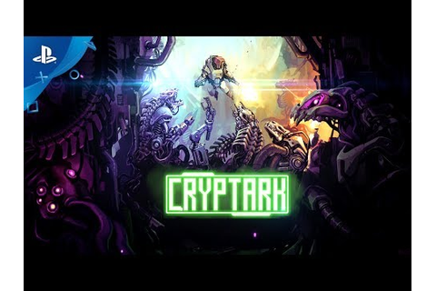 CRYPTARK Game | PS4 - PlayStation