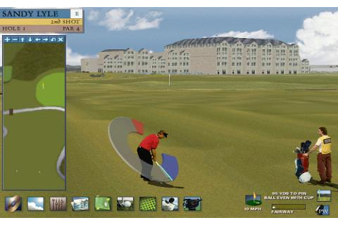 British Open Championship Golf download PC