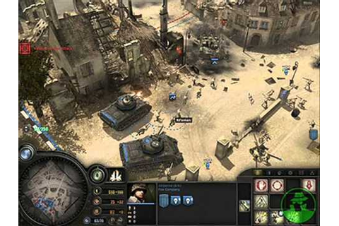 top ten ww2 real time strategy/real time tactics games IN ...