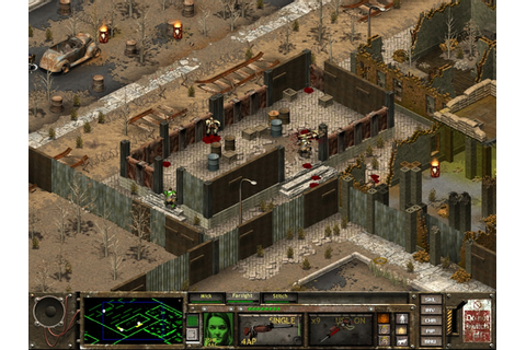 Fallout Tactics - Download - Free GoG PC Games
