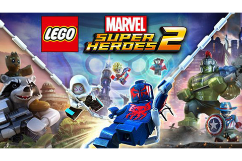 LEGO Marvel Super Heroes 2 - FREE DOWNLOAD | CRACKED-GAMES.ORG