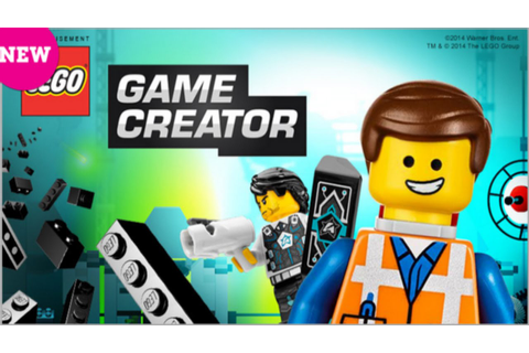 Cartoon Network Games: Lego - Lego Game Creator - YouTube