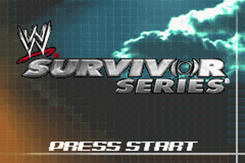 Play WWE - Survivor Series Nintendo Game Boy Advance ...