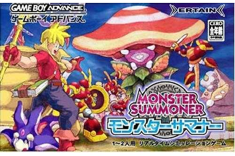 Monster Summoner - Jeux - Télécharger ROM, ISO - RomStation