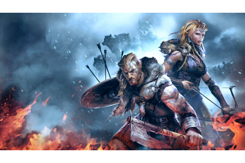 Vikings: Wolves of Midgard HD Wallpaper | Background Image ...