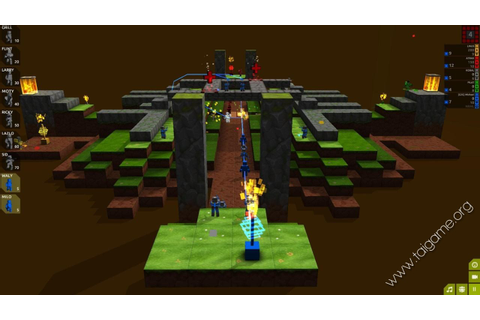 Cubemen 2 - Download Free Full Games | Strategy games