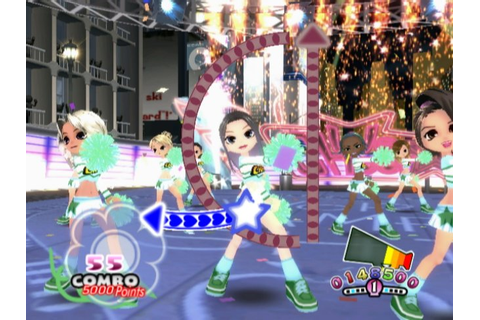 We Cheer - WII - Review