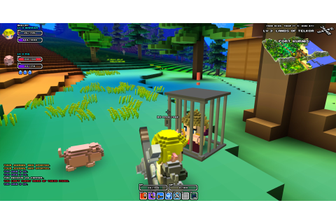 Cube World: Video zeigt neues Questsystem - News ...