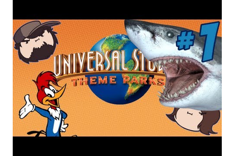 Universal Studios Theme Parks Adventure: Guess Who? - PART ...