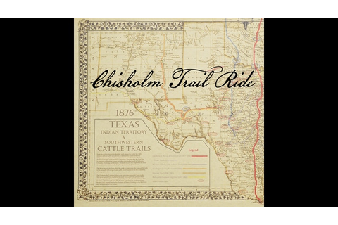 Chisholm Trail Ride by Chad Nicholson & Tyler Sharp ...