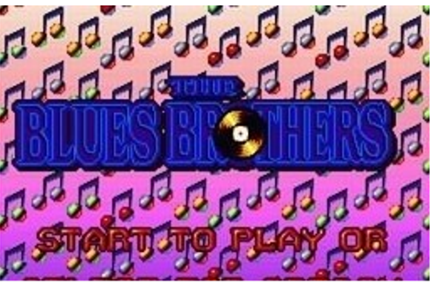 The Blues Brothers for SNES | LisiSoft