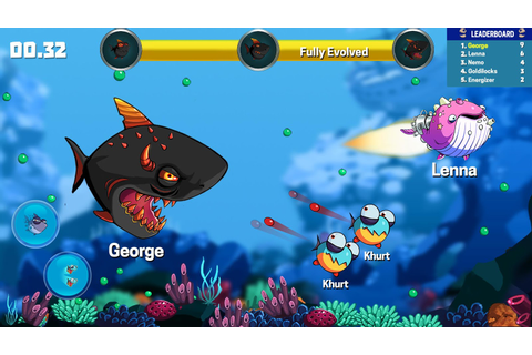 Eatme.io: Hungry fish fun game - Android Apps on Google Play