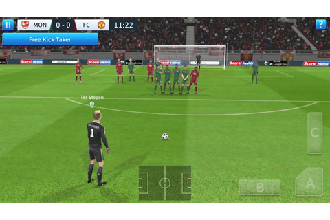Dream League Soccer 2019 Android Gameplay - YouTube