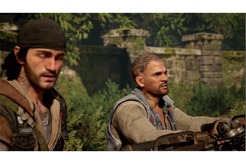 Days Gone Announced for PS4 – GameSpew