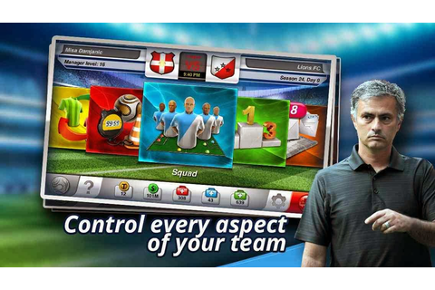 Top Eleven Football Manager for Android Phones, Review ...