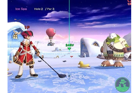 Super Swing Golf 2 Screenshots, Pictures, Wallpapers - Wii ...