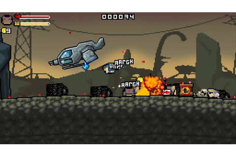 Gunslugs 2 Torrent « Games Torrent