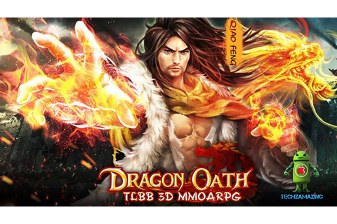 DRAGON OATH (iOS / Android) Gameplay HD - YouTube