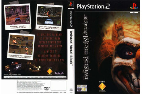 Download Game Twisted Metal - Black PS2 Full Version Iso ...