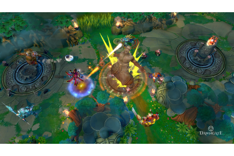Gamescom 2014: How Dawngate Devs Are Copying Dota 2 and ...