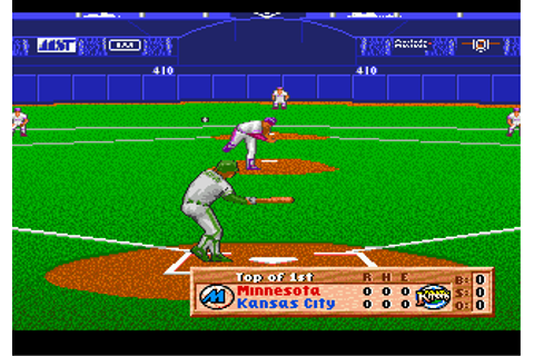 Play HardBall III Sega Genesis online | Play retro games ...