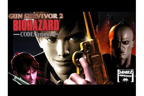 Resident Evil: Survivor 2 Code Veronica! Rare PS2 Shooter ...