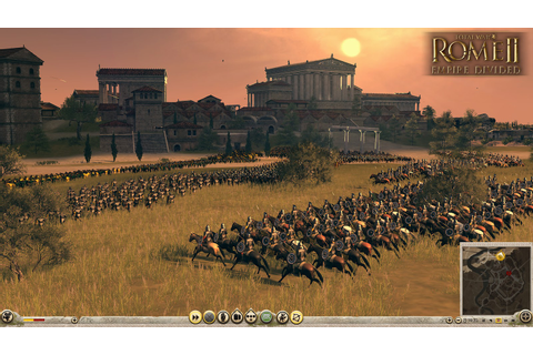 New Games: TOTAL WAR - ROME II - EMPIRE DIVIDED (PC) | The ...