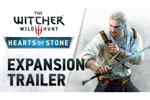 The Witcher 3: Wild Hunt - Hearts of Stone (launch trailer ...