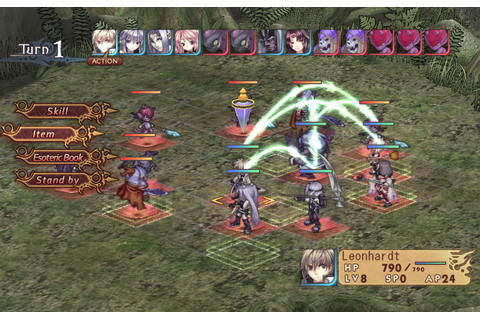 Agarest: Generations of War Windows, PS3 game - Mod DB