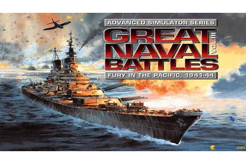Great Naval Battles 3 gameplay (PC Game, 1995) - YouTube