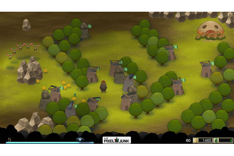 PixelJunk Monsters Review - Gaming Nexus