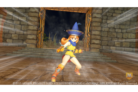 Images, Screens, Artworks de Dragon Quest Heroes : Le ...