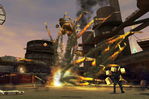 Free game PSA: Crackdown 2 is backward compatible on Xbox ...