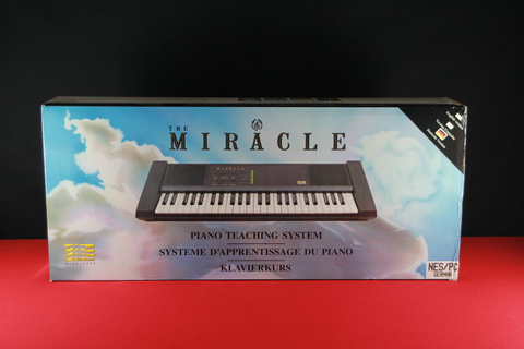 The Miracle Piano Teaching System Keyboard voor Nintendo ...