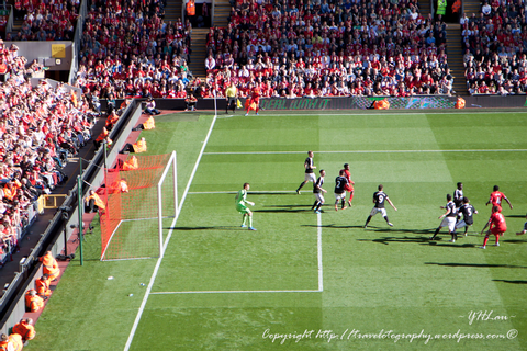 How to Buy Tickets for Liverpool Games | Travel-o-tography