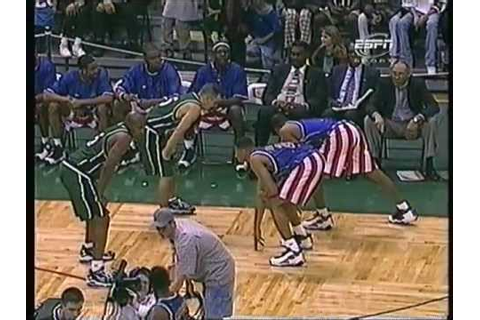 Harlem Globetrotters - New York Nationals (2002) Full Game ...