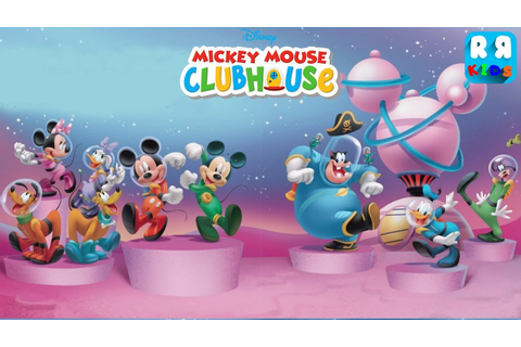 Mickey Mouse Clubhouse: Space Adventure - iOS | Storybook ...