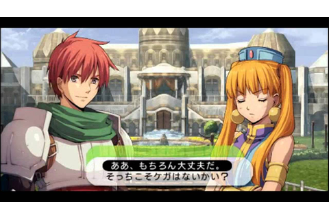 Ys vs. Sora no Kiseki: Alternative Saga - Adol Story 1 ...