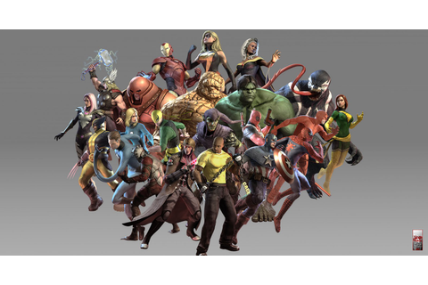 GameNinjaX: Marvel Ultimate Alliance 2 Review