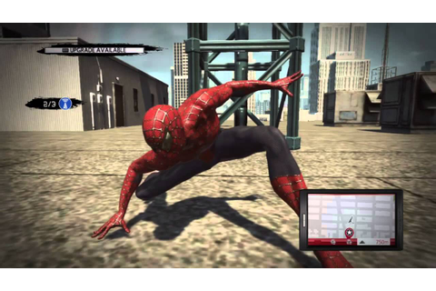 The Amazing Spider-Man Game - Classic Suit - Free Roam [HD ...
