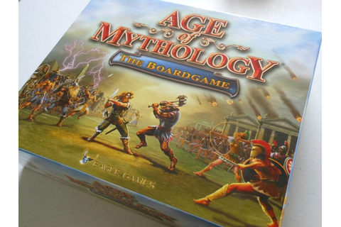 Review - Age of Mythology: The Board Game | Always Board ...
